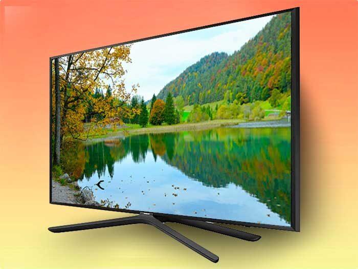 Samsung UE43N5500AU - бюджетный смарт-телевизор