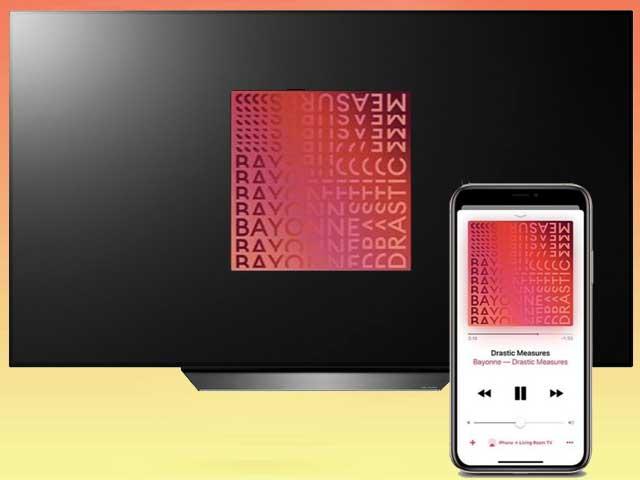 Телевизоры LG 2018 года получат Apple AirPlay 2 и HomeKit