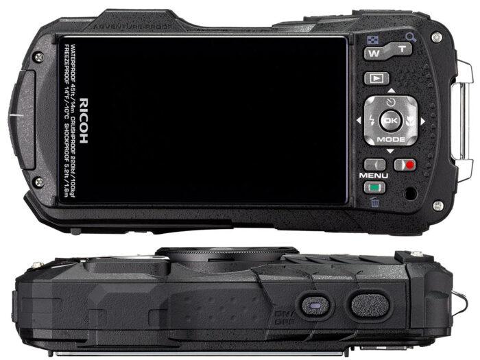 Ricoh WG-70 - обзор