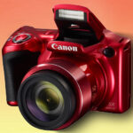 Canon PowerShot SX420 IS фотоаппарат с суперзумом