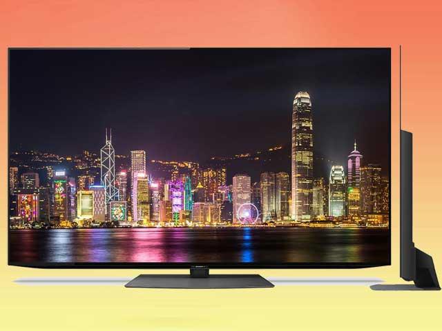 Sharp CQ1 - первый OLED телевизор от Шарп