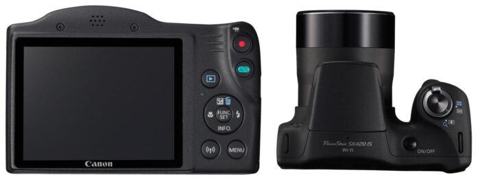 Canon PowerShot SX420 - обзор