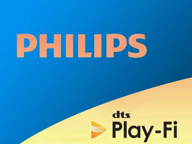 Телевизоры Philips 2020 будут оснащены DTS Play-Fi