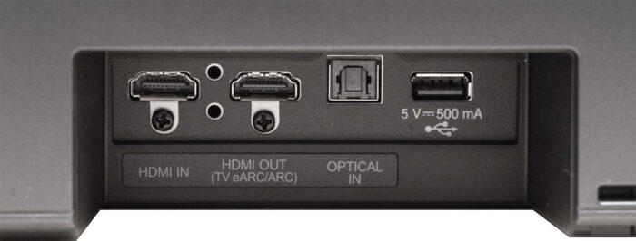 LG SN8Y интерфейсы
