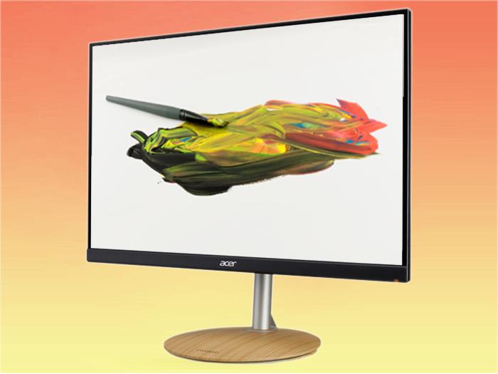 Acer ConceptD CM2241W монитор с точной цветопередачей и Adaptive Sync