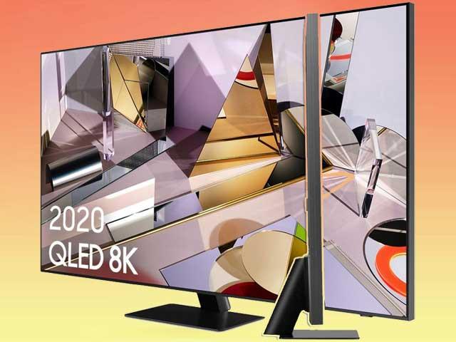 Samsung QE55Q700T и QE65Q700T - телевизоры 8K начального уровня