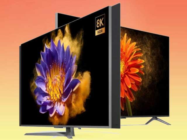 Телевизоры Xiaomi Mi TV Lux 82 ″ Pro и Xiaomi Mi TV Lux 82 ″ Premium