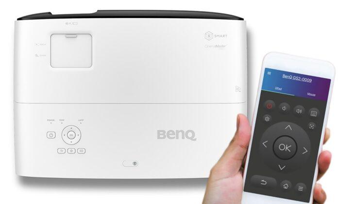 BenQ TK810 - обзор
