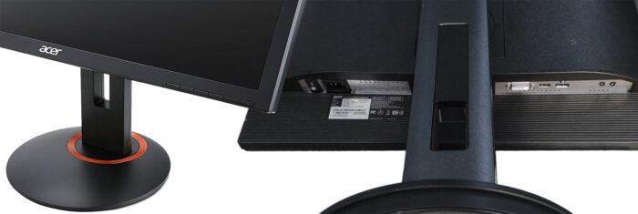 Acer XFA240 - интерфейс