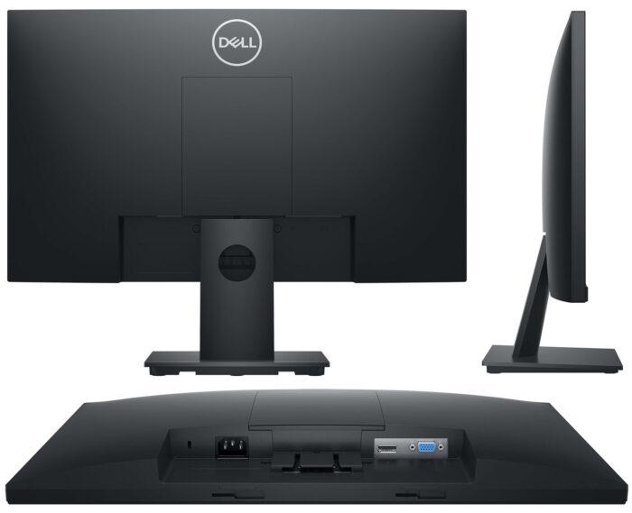 Dell E2220H - коммутация