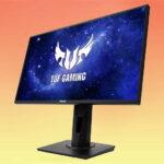 ASUS VG259QM сверхбыстрый игровой IPS монитор 280 Гц