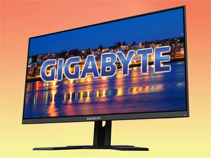 GigaByte G27F игровой монитор 144 Гц без излишеств
