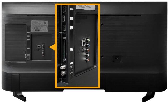 Samsung T5300 – коммутация