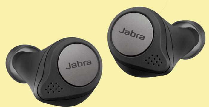 Лучшие наушники - Jabra Elite Active 75T