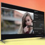Как настроить телевизор Sony XH95