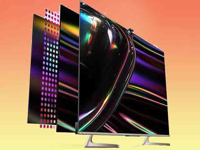 Hisense U7G Pro - первый телевизор 4K ULED с дисплеем 144 Гц