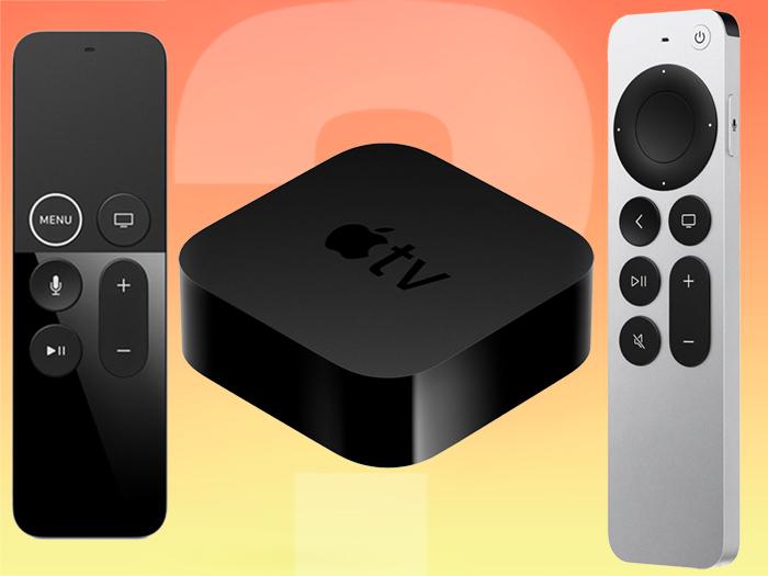 Чем отличается Apple TV 4K 2021 от Apple 4K 2017