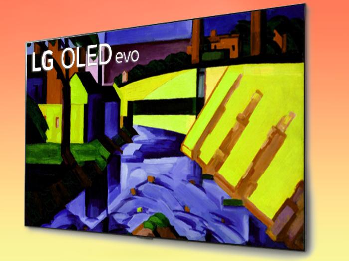 Сравнение OLED evo и OLED дисплеев